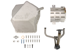 Killer B Motorsport Aluminum Oil Pan Package ( Part Number:KIL PPBC)