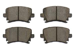 Power Stop Z23 Coated Brake Kit Rear - Volkswagen Models (Inc. 2015+ GTI PP / 2016+ Golf R)