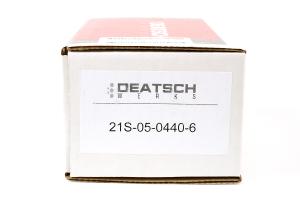 DeatschWerks Fuel Injectors 440cc ( Part Number:DET 21S-05-0440-6)
