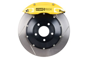 Stoptech ST-40 Big Brake Kit Front 355mm Yellow Slotted Rotors (Part Number: )