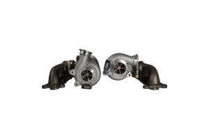 SteamSpeed STX 58 Twin Turbochargers - BMW Models (inc. 135i 2006 - 2010)