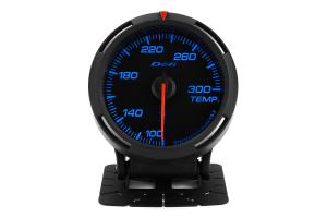 Defi Blue Racer Temperature Gauge Imperial 60mm 100-300F (Part Number: )