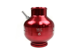 Tial Alpha Q Recirculating Blow Off Valve 12 psi Red (Part Number: )