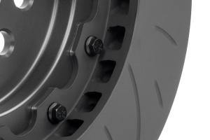 APR Front Big Brake Kit 350mm 6 Piston Black - Volkswagen / Audi Models (inc. 2015+ GTI Non-PP / 2014+ A3)