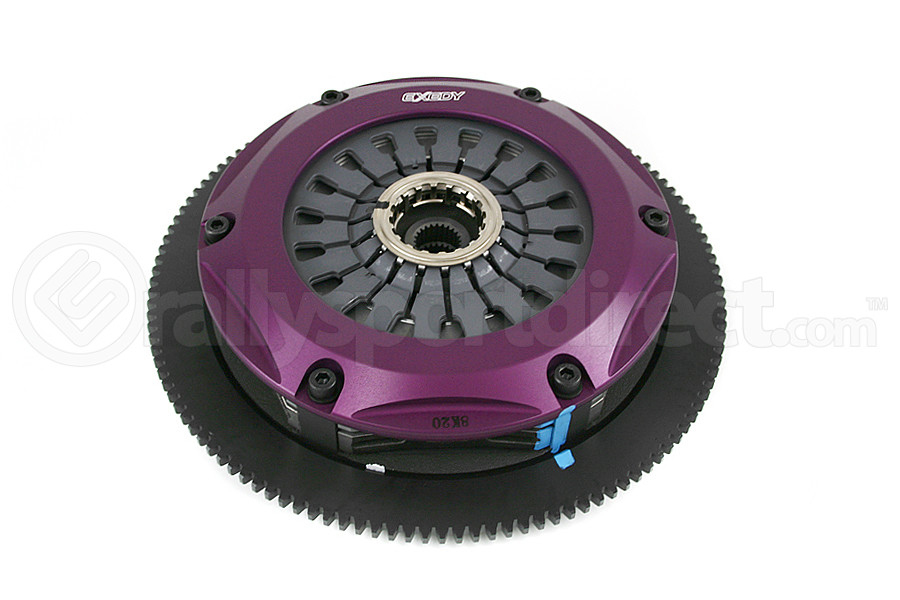 Exedy Stage 4 Twin Metallic Disc Clutch Kit ( Part Number:EXE FM012SD)