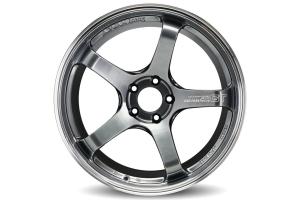 Advan GT Beyond 19x10.5 +24 5x114.3 Machining and Racing Hyper Black - Universal