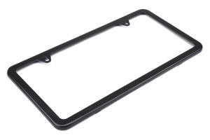Subaru Carbon Fiber License Plate Frame - Universal