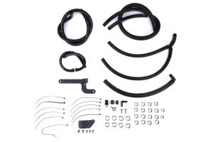 COBB Tuning Air Oil Separator Black/Red - Subaru WRX 2015-2021