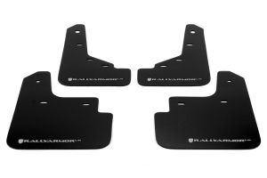 Rally Armor UR Mudflaps Urethane - Mazda 3 2014-2015