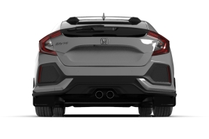 Rally Armor UR Mudflaps Black Urethane Dark Grey Logo (Part Number: )