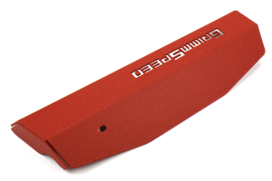 GrimmSpeed Pulley Cover Red - Subaru WRX 2015+