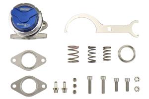 Turbosmart Ultra-Gate38 GenV 14psi Blue - Universal