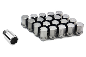 Volk Racing Rays 35MM 12X1.5 Lug Nuts GunMetal ( Part Number:VOL W351215G)
