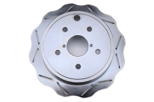 WaveSpec Silver Line Rear Rotor (Part Number: )