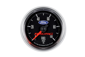 Autometer Ford Racing Fuel Pressure Gauge Electrical 52mm - Universal