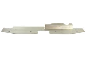Subtle Solutions Radiator Shroud Brushed - Subaru WRX 2008-2014 / STI 2008-2014