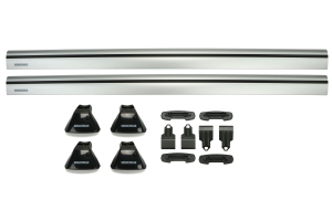 Yakima Roof Rack Kit Silver Bars ( Part Number:YAK JSSVA)