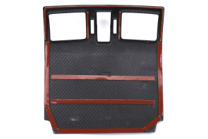 OLM LE Dry Carbon Fiber Center AC Trim Cover - Subaru WRX / STI 2015 - 2020