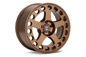 LP Aventure LP5 Wheel 17x8 +38 5x100 Bronze - Universal