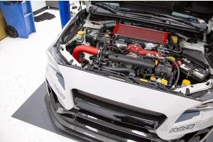 OLM V2 LE Dry Carbon Fiber Ducted Inner Fender Trim - Subaru WRX / STI 2015-2021