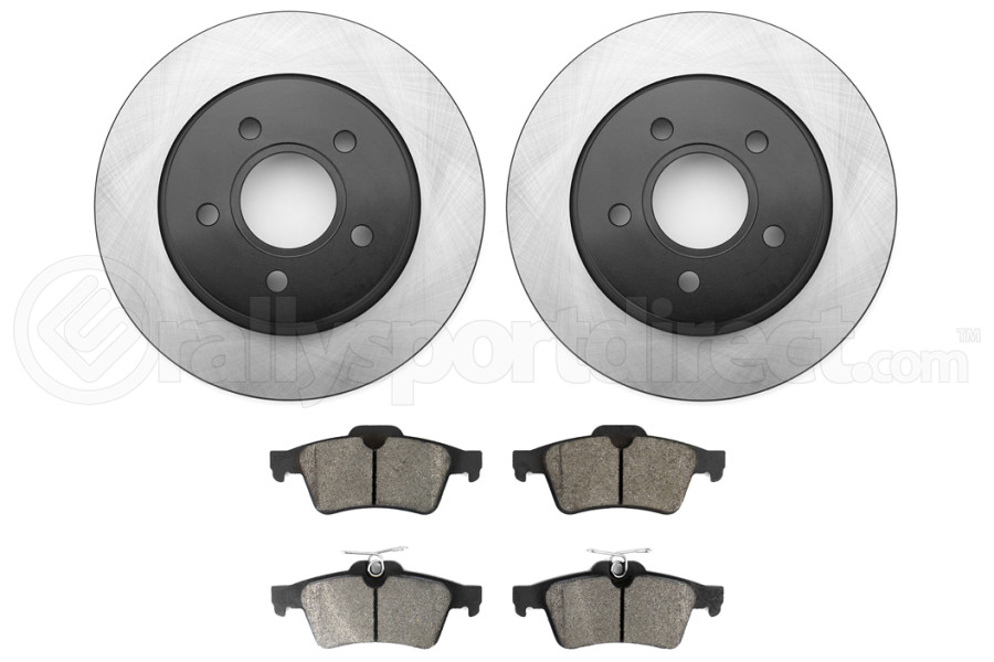 Preferred Pack StopTech 909.34535 Rear Brake Kit