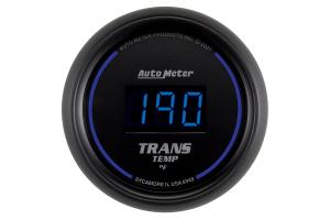 Autometer Cobalt Transmission Temperature Digital Blue LED 52mm - Universal