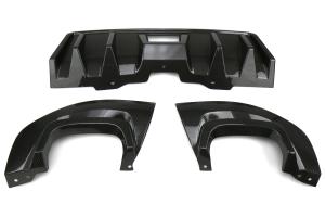 OLM Carbon Fiber Rear Diffuser - Subaru WRX / STI 2015 - 2020