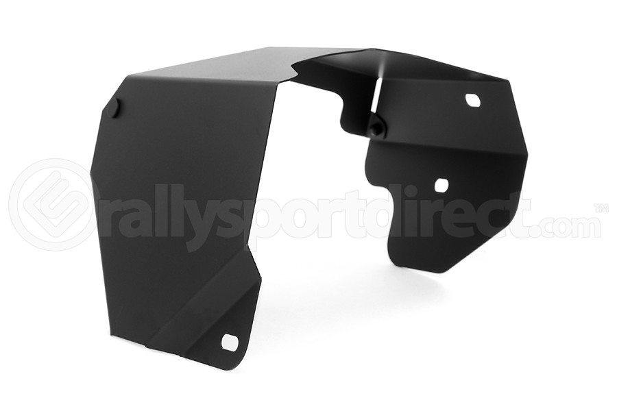 GrimmSpeed Turbo Heat Shield Black (Part Number:092005)
