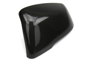 Toyota TRD Carbon Fiber Driver Side Mirror Cover - Toyota Supra 2020+