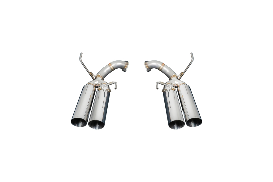 Remark Axleback Exhaus Stainless Single Wall Tip Boso Edition (Part Number:RO-TSVA-SL)