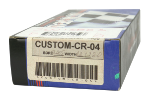 Cosworth Piston Ring Set 86.50mm (Part Number: )