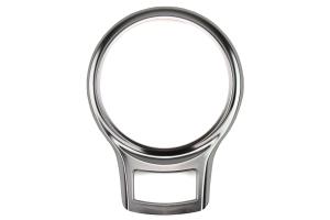 GCS Anodized Aluminum Shifter Plate Trim Bezel Silver - Scion FR-S 2013-2016 / Subaru BRZ 2013+ / Toyota 86 2017+