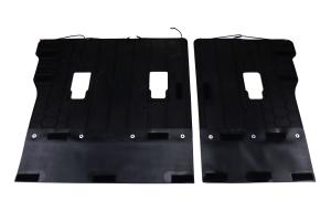 Subaru Rear Seat Back Protector Mats - Subaru Models (inc. 2017-2021 Impreza / 2018-2021 Crosstrek)