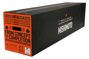 Mishimoto Front Mount Intercooler Core Black - Ford Focus ST 2013+