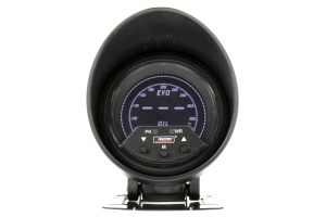 ProSport Premium EVO Oil Temperature Gauge w/Sender Multi Color 60mm ( Part Number:PRS 238EVOOT-PK.F)