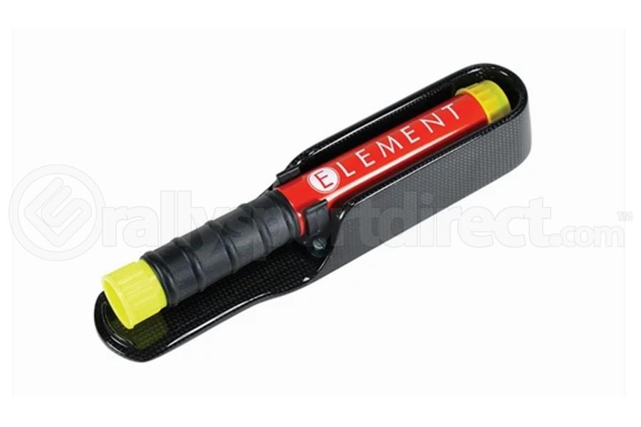 Element Carbon Fiber Mount For E50 Extinguisher - Universal
