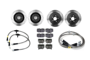 Complete Street Brake Kit ( Part Number:RSD 06-07WRXBRAKE)