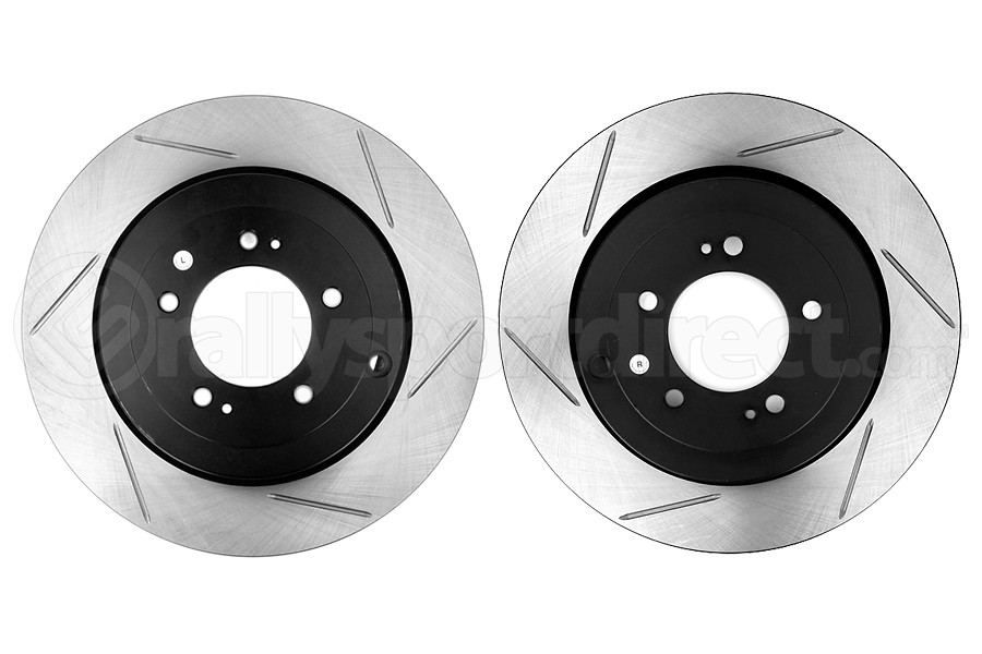 Powerslot Slotted Rear Rotor Pair (Part Number:126.46075S-GRP)