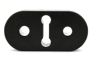 COBB Tuning Exhaust Hangers Black (Part Number: )