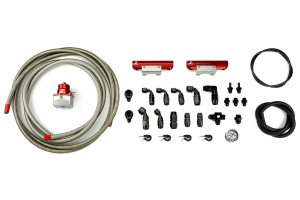 Aeromotive Top Feed Fuel Rail System (Part Number: )