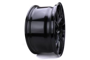 WedsSport RN-55M 19x9 +30 5x112 Gloss Black - Universal
