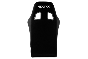 Sparco Sprint Seat Black (Part Number: )