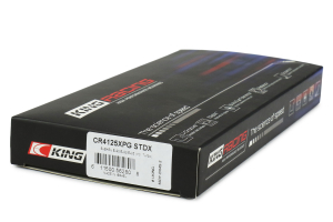 King Engine Bearings Oversized Connecting Rod Bearings +.001in ( Part Number:KGN CR4125XPGSTDX)
