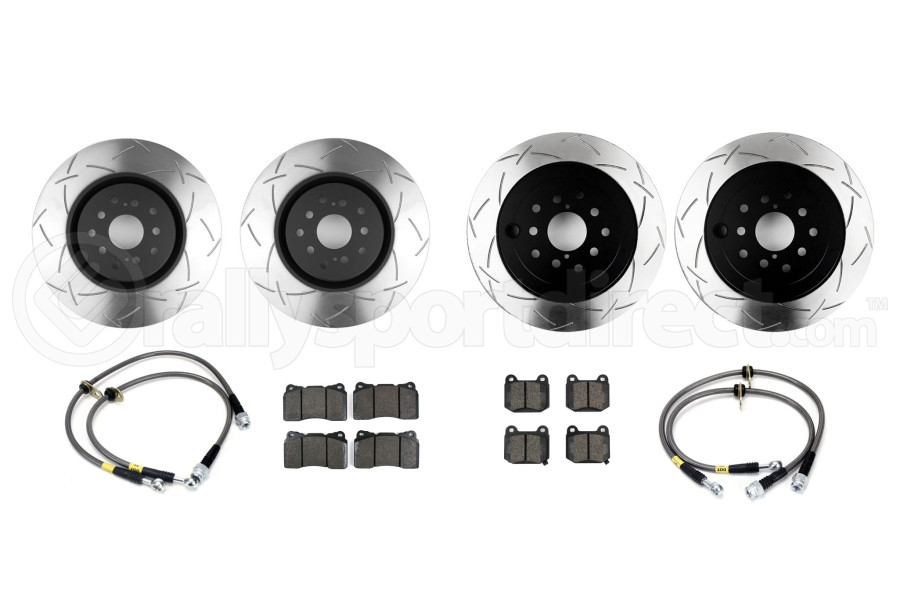Complete Street Brake Kit (Part Number:08-15STIBRAKE)