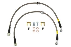 FactionFab Rear Brake Upgrade Kit - Subaru STI 2005-2007