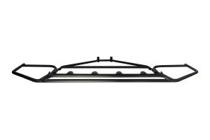 LP Aventure Small Bumper Guard Black - Subaru Crosstrek 2018+