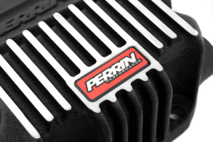 PERRIN Rear Differential Cover Black (Part Number: )