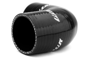 Mishimoto Silicone Elbow 90 Degree 2in Black (Part Number: )