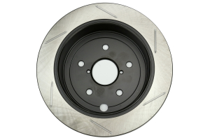 Stoptech Slotted Rear Right Rotor Single (Part Number: )