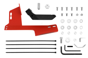 PERRIN Master Cylinder Brace Red ( Part Number:PER1 PSP-BRK-402RD)